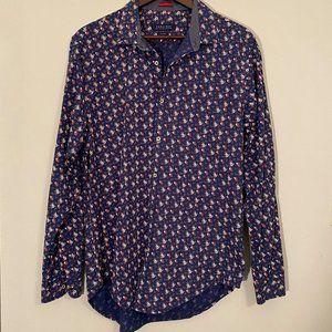 Zara Men's Long Sleeve Button Up
